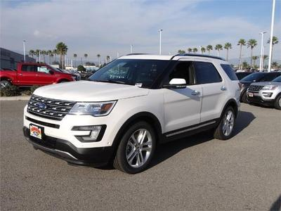New 2017 Ford Explorer Limited