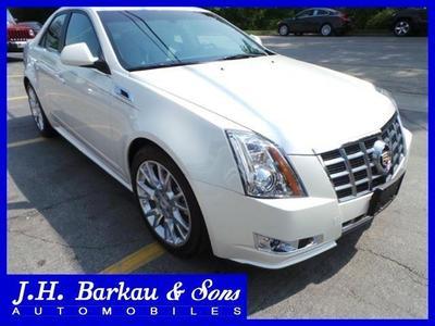 Used 2013 Cadillac CTS Premium