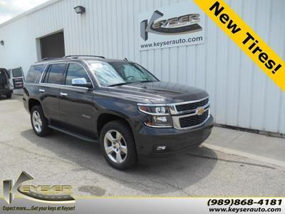 Used 2015 Chevrolet Tahoe LT