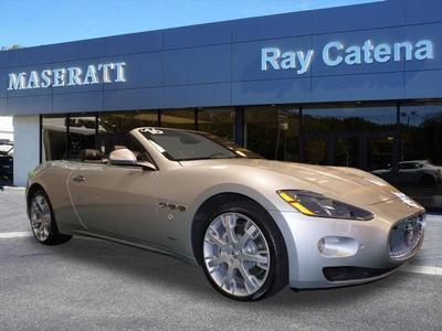 New 2016 Maserati GranTurismo