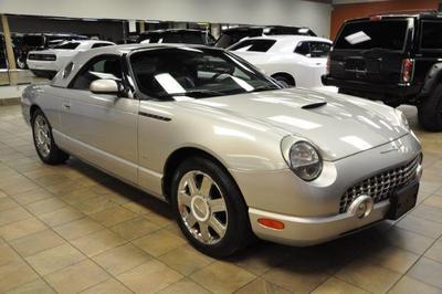 Used 2004 Ford Thunderbird Premium