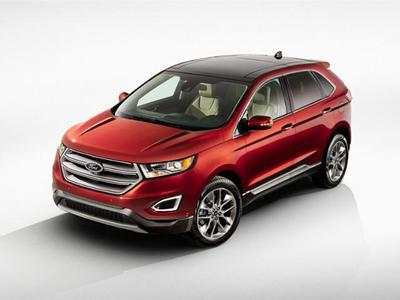 New 2017 Ford Edge SE