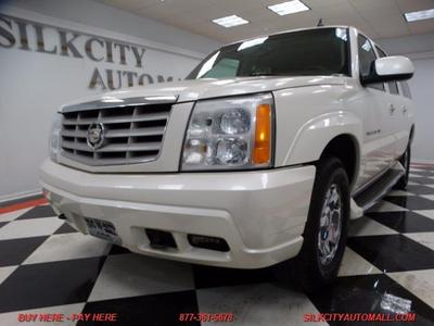 Used 2006 Cadillac Escalade ESV W/ 3RD ROW