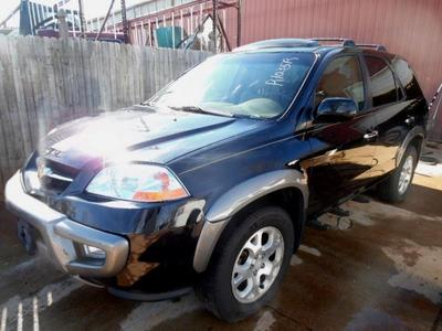 Used 2001 Acura MDX Touring