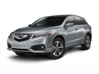New 2017 Acura RDX Advance Package