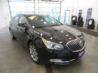 Certified 2014 Buick LaCrosse Leather