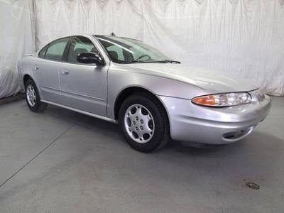 Used 2004 Oldsmobile Alero GX