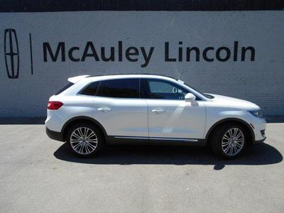 Certified 2016 Lincoln MKX Reserve