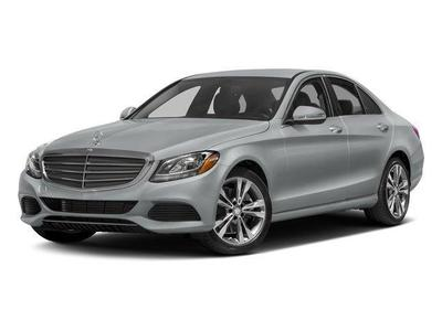 New 2017 Mercedes-Benz C 300 Luxury 4MATIC