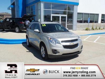 2015 Chevrolet Equinox For Sale In Plainfield Ia
