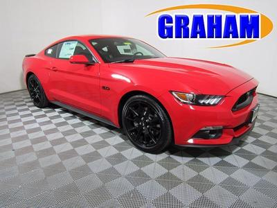 New 2017 Ford Mustang Fastback