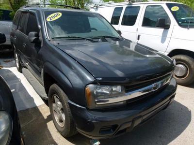 Used 2006 Chevrolet TrailBlazer LS