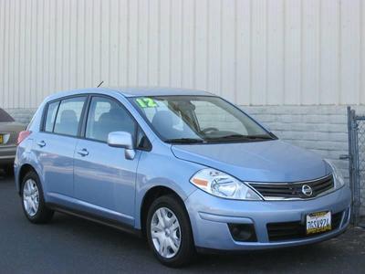 Used 2012 Nissan Versa 1.8 S