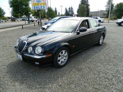 Used 2004 Jaguar S-Type 3.0