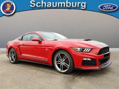 2015 Ford Mustang ROUSH STAGE