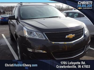 New 2017 Chevrolet Traverse LS