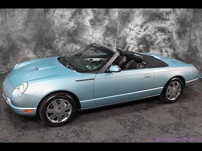 Used 2002 Ford Thunderbird Premium