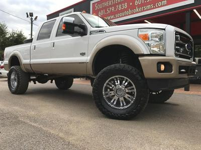 2012 Ford F-250 King Ranch