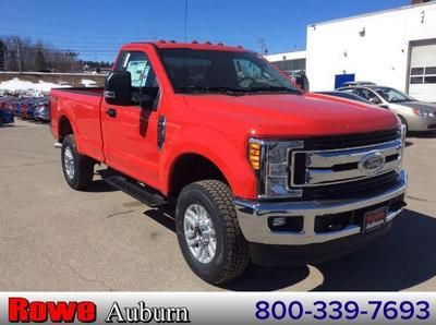 New 2017 Ford F-250 XLT