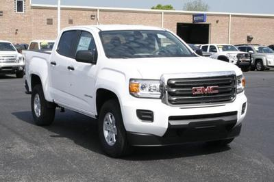 New 2017 GMC Canyon Base