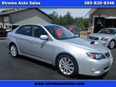 Used 2008 Subaru Impreza