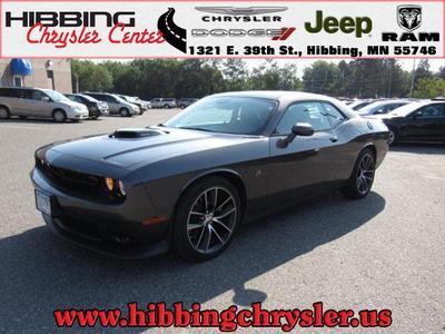 Certified 2016 Dodge Challenger R/T Scat Pack