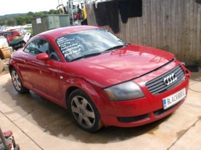 Used 2002 Audi TT