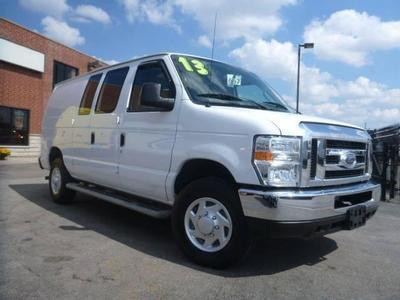 Used 2013 Ford E250 Cargo