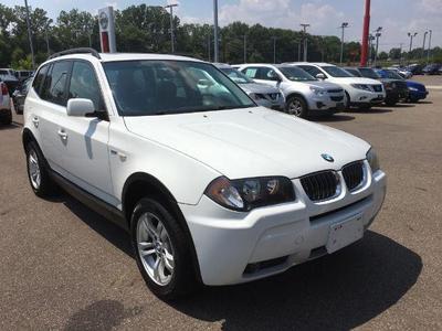 Used 2006 BMW X3 3.0i