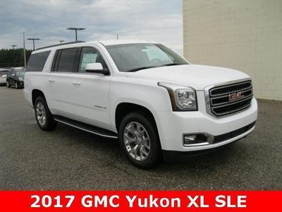 New 2017 GMC Yukon XL SLE