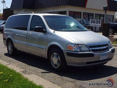 Used 2003 Chevrolet Venture LT
