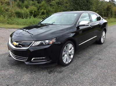 New 2018 Chevrolet Impala Premier