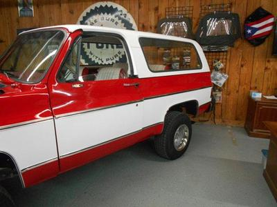Used 1975 Chevrolet Blazer