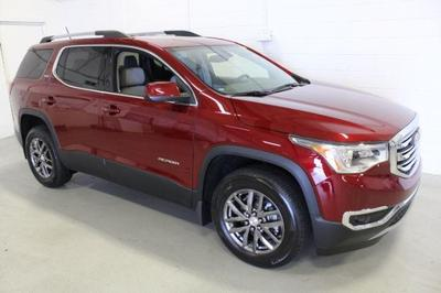 New 2018 GMC Acadia SLT-1