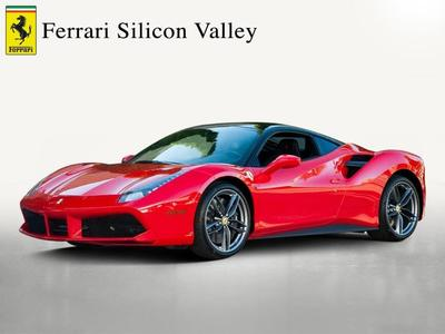 Certified 2017 Ferrari 488 GTB Base