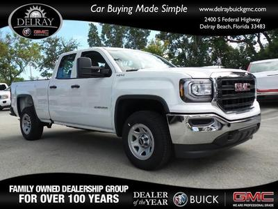 New 2017 GMC Sierra 1500 Base