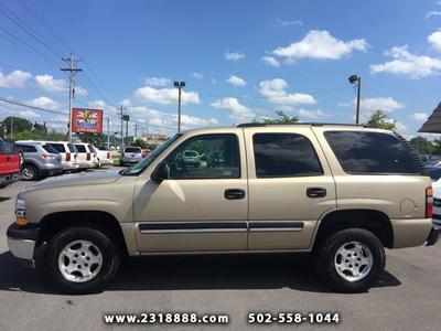 Used 2005 Chevrolet Tahoe