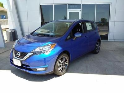 New 2017 Nissan Versa Note SL