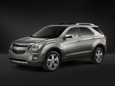 Used 2012 Chevrolet Equinox LTZ