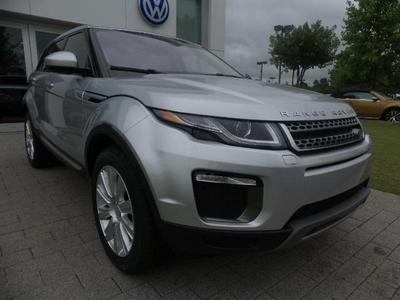 New 2017 Land Rover Range Rover Evoque HSE