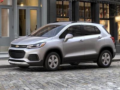 New 2017 Chevrolet Trax LT