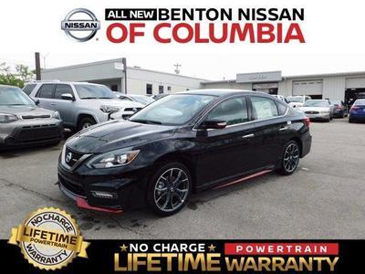 New 2017 Nissan Sentra NISMO