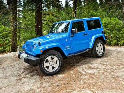 Used 2015 Jeep Wrangler Sport