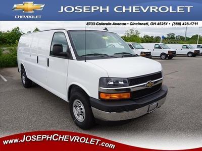 New 2017 Chevrolet Express 3500 Work Van