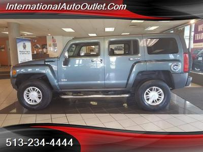 Used 2007 Hummer H3