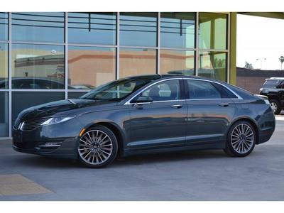 Used 2016 Lincoln MKZ Base