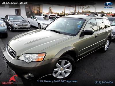 Used 2006 Subaru Outback 2.5i