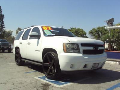 Used 2007 Chevrolet Tahoe LTZ