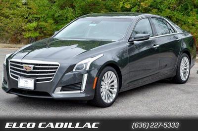 2017 Cadillac CTS Luxury RWD