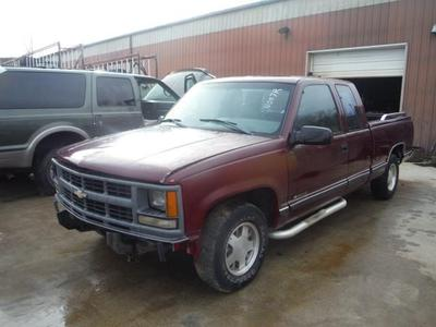 Used 1995 Chevrolet 1500 EXT. CAB 6.5-FT BED